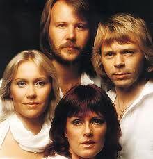 ABBA, my first ever cassette.
