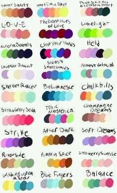 Técnicas de design para criar suas próprias capas de livros – Julia Rietjens Colour Pallete, Colour Schemes, Color Palettes, Color Patterns, Tie Dye Patterns, Color Trends, Color Palette Challenge, Diy Friendship Bracelets Patterns, String Bracelet Patterns
