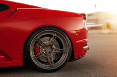 ADV.1 Ferrari F-430, via Flickr.
