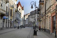 AVR będzie sprzątać Nowy Sącz Ul, Poland, Street View, Europe