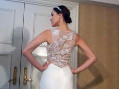 Bridal Fashion Week April 2013 - Kevan Hall