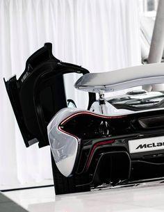Watch the this stunning McLaren P1 'smash' the Nurburgring lap record!