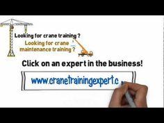 Crane Maintenance Training Company