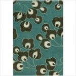 $141  Amy Butler Bright Buds Contemporary Rug - AMY13207