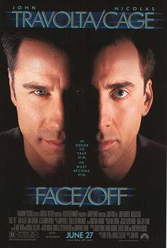 Face Off movie posters at movie poster warehouse movieposter.com
