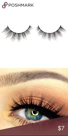 Pro Faux Lashes in Flirt Pop these lovely faux lashes on for gorgeous results you're sure to love. Vegan🌱 faux mink lashes of the finest quality👑 Charm Cosmetics Makeup False Eyelashes