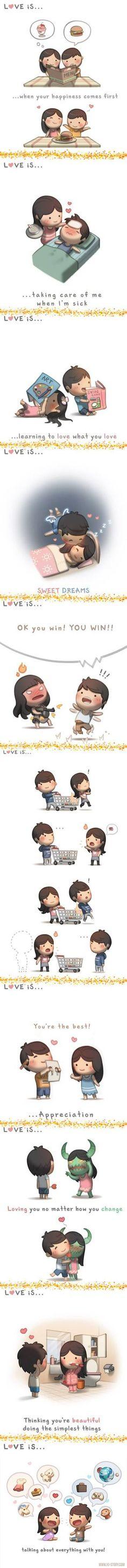 Love is... - 9GAG