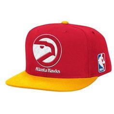 aa2810ccb9754 XL Logo 2T Snapback Hat Atlanta Hawks Nba Snapbacks