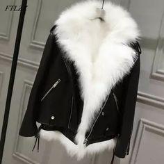 Girls Fashion Clothes, Winter Fashion Outfits, Coats For Women, Jackets For Women, Streetwear Shorts, Vetement Fashion, Cute Casual Outfits, Casual Shirt, Mode Outfits