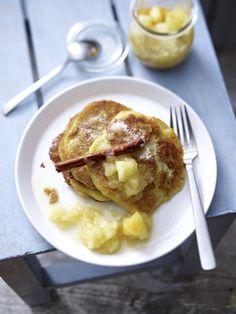 Unser beliebtes Rezept für Kartoffelpuffer mit Apfelmus und mehr als 55.000 weitere kostenlose Rezepte auf LECKER.de.