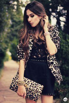 FashionCoolture - 19.05.2013 look du jour Charry barroque blazer Antix Santafina (2)