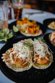 The BEST fish tacos in London!