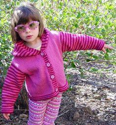 ChildHood: My favorite go-to have-knit-it-half-a-dozen-times child hoodie!!