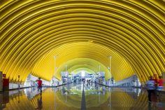 Gallery of Metro Stations Line 2 - CCR Metrô Bahia / JBMC Arquitetura e Urbanismo - 1