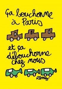 ca bouchonne a paris et ca debouchonne c. Image Fun, In Vino Veritas, Funny Art, Improve Yourself, Lol, Messages, Thoughts, Motivation, Quotes