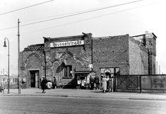 S-Bahnhof Beusselstrasse ca.1946
