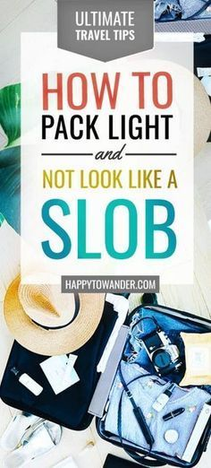 How to Travel Light & Not Look Like a Slob: The Lazy Girl's Guide How to travel light, pack light and not look like a slob! This epic guide is a must read for any traveler looking for packing tips. Tenerife, Packing Tips For Vacation, Packing Hacks, Vacation Outfits, Europe Packing, Traveling Europe, Camping Outfits, Backpacking Europe, Cruise Tips