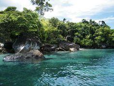 Nosy Komba  island