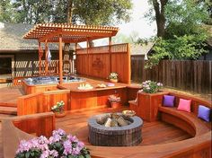 simple and strong hot tub base pad ideas that is good for your hot ... - Patio Ideas With Hot Tub