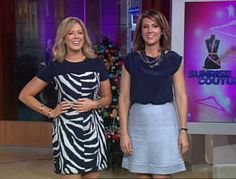 Find out what the girls wore on today's show - Tuesday the 3rd of December.