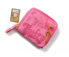 cheap - Cheap Juicy Couture Gold key chain Coin Purses - Pink - Wholesale Discount Price    Tag: Discount Authentic Juicy Couture Wallets Hot Sale, Cheap Juicy Couture Wallets New Arrivals, Original Juicy Couture purses outlet, Wholesale Juicy Couture Wallets store