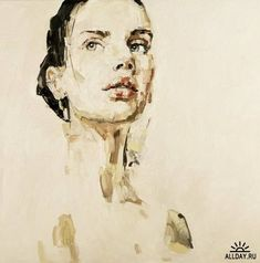 Anna Bocek. Simple, free and great expression.