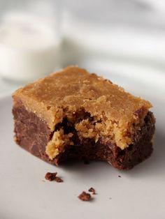 Blissful Brownies - German Chocolate Cake Brownies sweet-treats