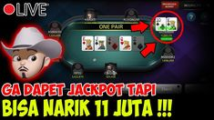 Hoki kali Gua guys, bisa dapat 11 Juta dengan Kartu gini di Poker IDN PL... Poker, Pairs, Guys, Youtube, Sons, Youtubers, Boys, Youtube Movies