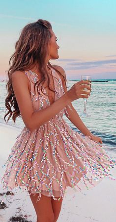 Hot Sale Delightful Homecoming Dress Pink, Lace Homecoming Dress, A-Line Homecoming Dress, Prom Dresses Short Prom Dress Pink Prom Dresses Prom Dresses Lace A-Line Prom Dresses Homecoming Dresses Prom Dresses 2019 Dresses Short, Hoco Dresses, Pretty Dresses, Homecoming Dresses, Beautiful Dresses, Formal Dresses, Dress Prom, Gorgeous Dress, Sparkly Dresses