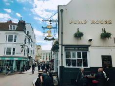 Un week-end à Brighton, au coeur des Lanes