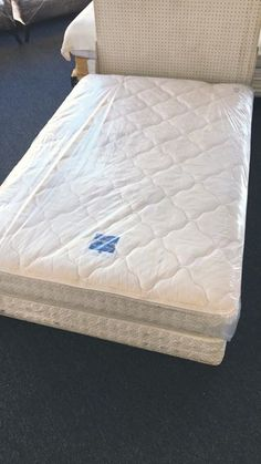 Full Size Mattress Box Sets are IN STOCK!!! $150/set (plus today Sunday 11/27 is our last day of #blackfriday & #smallbizsat discounts!!! That would make this bed set only $127.50 plus tax!)  Open 12-5 today!!! - http://ift.tt/1HQJd81
