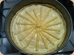 Torta al limone tipo Mulino Bianco