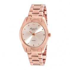 Kenneth Cole Rock Out Rose Gold Bracelet Watch €110.80