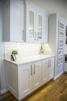 7 best white subway tile backsplash images tiling house rh pinterest com