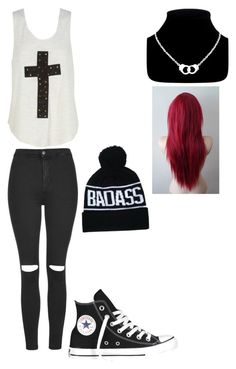 """""""Hanging with the guys"""" by tallygreen ❤ liked on Polyvore"""