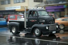 1948-1950 Ford F-5 COE Pick-Up