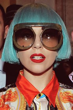 Risultati immagini per lady gaga wearing versace sunglasses Ray Ban Sunglasses Outlet, Oakley Sunglasses, Sunglasses Women, Retro Sunglasses, Polarized Sunglasses, Lady Gaga Sunglasses, Versace Sunglasses, Sunnies, Streetwear