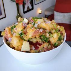 Apple Celery Potato Salad