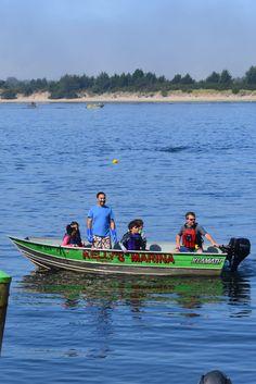 Tillamook Coast Crabbing at Kelly's Brighton Marina in Brighton, Oregon | Tillamook Coast