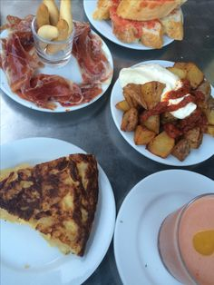 Tapas @ Sol Soler Tapas, Pancakes, French Toast, Breakfast, Travel, Sun, Events, Morning Coffee, Viajes