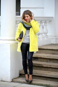 Blonde Mery: Fosfi coat