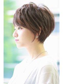 レンジシキチジョウジ (RENJISHI KICHIJOJI) コンパクトでシルエットのキレイなショート