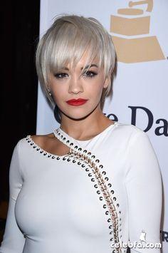 rita ora grammys | Rita Ora - Pre-GRAMMY Gala (1)