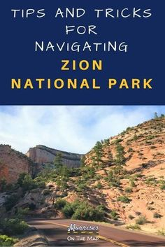 Planning a trip to Zion National Park in Utah? We share tips to help you navigate this popular park. Tips on where to park, the shuttle bus system and the Zion-Mt. Carmel Tunnel will help make your trip less stressful. Letting you focus on making memories with your family. #ZionNationalPark #Zion #Utah