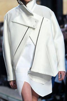 Proenza Schouler at New York Fashion Week Fall 2012 - Details Runway Photos