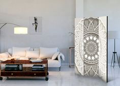 Raumteiler - NEU! DEKO PARAVENT / RAUMTEILER a-B-0068-z-b - ein Designerstück von design4art bei DaWanda