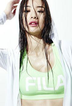 Stephanie Lee by Zo Sun Hi for 1st Look June 2016