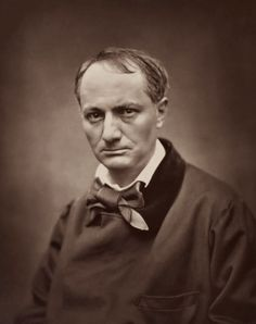 On April 9, 1821, French poet Charles Baudelaire was born. He produced notable work as an essayist, art critic, and pioneering translator of Edgar Allan Poe.  http://yovisto.blogspot.de/2014/04/charles-baudelaire-and-flowers-of-evil.html