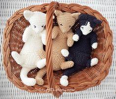 Stuff The Body | Crochet Sculpture. Crochet Art. Crochet Patterns.