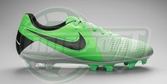 Nike - CTR360 Maestri III Fresh Mint/Black/Neo Lime